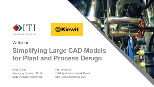 Simplifying Large Models for Plant and Process Design
