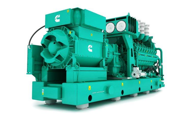 Cummins installs lean-burn gas generators for southeast Asian plant