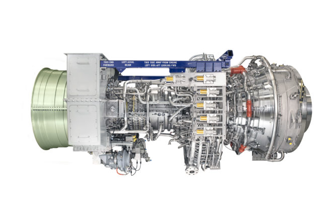 GE enhancing support for aeroderivative gas turbines in Australia