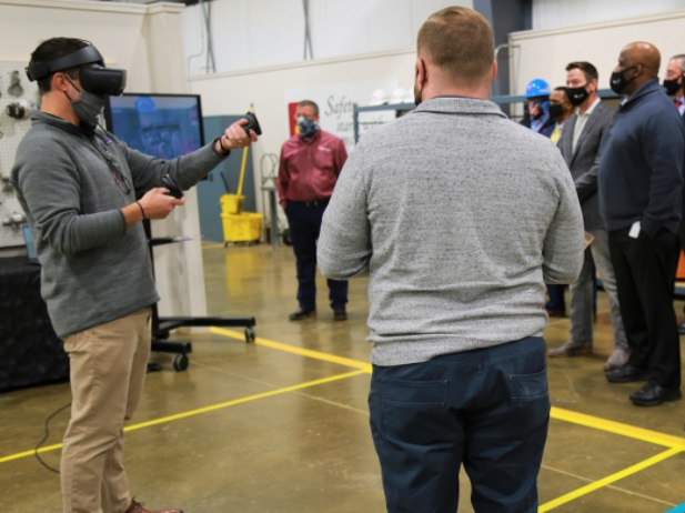 Grid workforce training center opened by Entergy in Mississippi