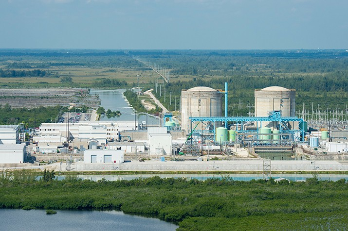 NRC fines FPL over falsified maintenance records at Turkey Point nuclear site